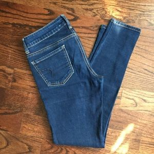 American Eagle Outfitters Jeans - American Eagle Super Stretch Jeggings Size 4